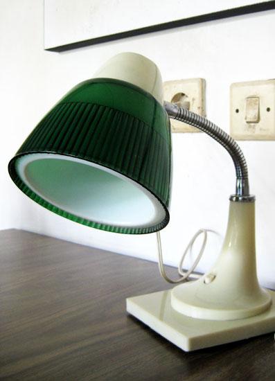 Lampu meja ( Gooseneck ) (SOLD)